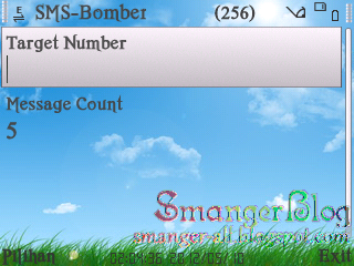 Sms Boomber For Java And Support BlackBerry
